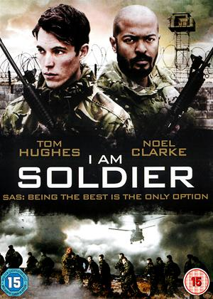 I Am Soldier Online DVD Rental