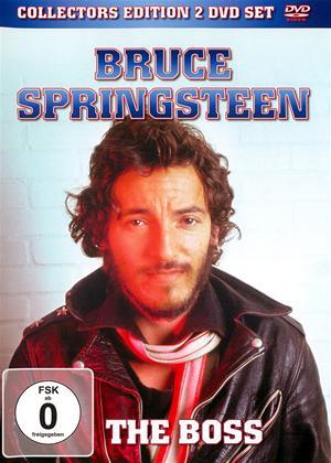 Rent Bruce Springsteen: The Boss Online DVD Rental