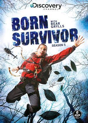 Bear Grylls: Born Survivor: Series 5 Online DVD Rental