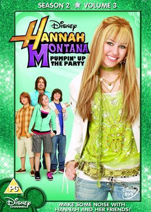 Rent Hannah Montana: Series 2: Vol.3 Online DVD Rental
