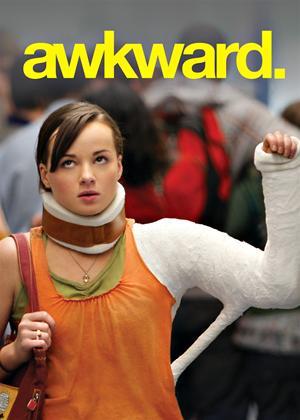 Awkward Online DVD Rental