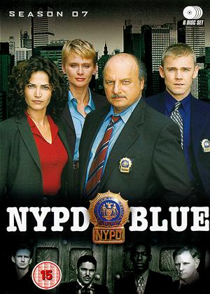 Rent NYPD Blue: Series 7 Online DVD Rental