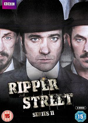 Ripper Street: Series 2 Online DVD Rental