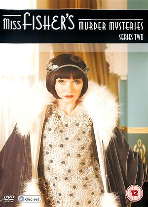 Rent Miss Fisher's Murder Mysteries: Series 2 Online DVD Rental