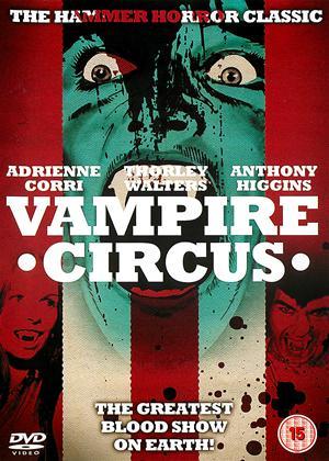 Vampire Circus Online DVD Rental