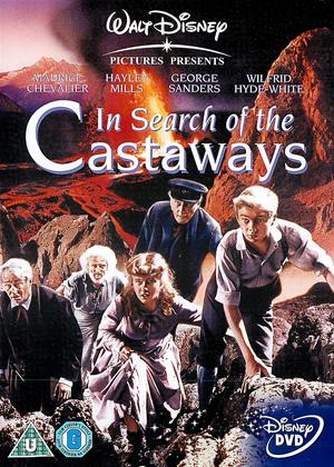 In Search of the Castaways Online DVD Rental