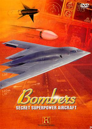 Secret Superpower Aircraft: Bombers Online DVD Rental