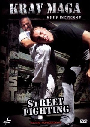 Rent Various: Krav Maga Street Fighting Online DVD Rental