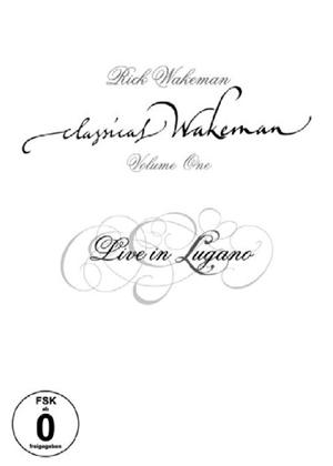 Rent Rick Wakeman: Classical Wakeman: Vol.1: Live in Lugano Online DVD Rental