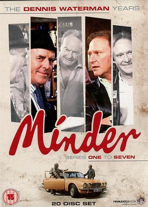 Minder: Series 4 Online DVD Rental