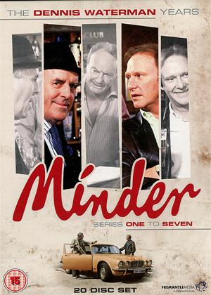 Minder: Series 6 Online DVD Rental