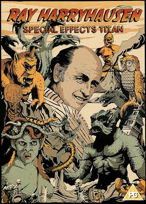 Ray Harryhausen: Special Effects Titan Online DVD Rental