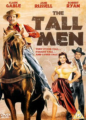The Tall Men Online DVD Rental