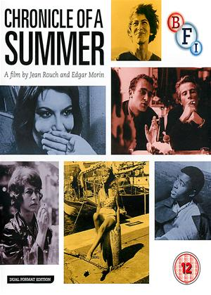 Chronicle of a Summer Online DVD Rental