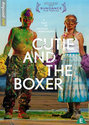 Rent Cutie and the Boxer Online DVD Rental
