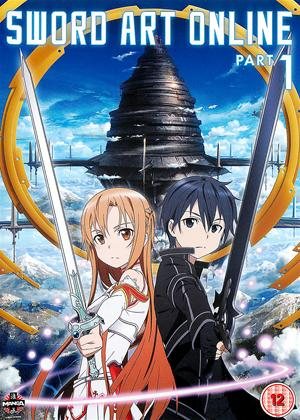 Sword Art Online: Series 1: Part 1 Online DVD Rental