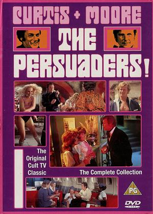 The Persuaders: Complete Series Online DVD Rental