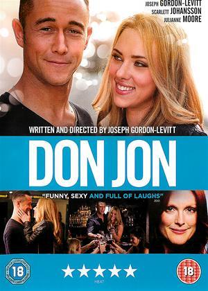 Rent Don Jon Online DVD Rental