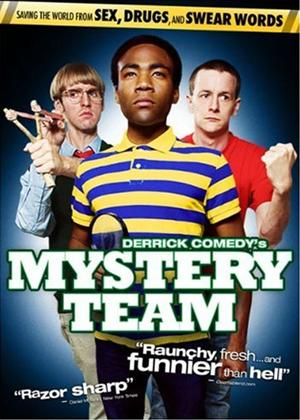 Rent Mystery Team Online DVD Rental