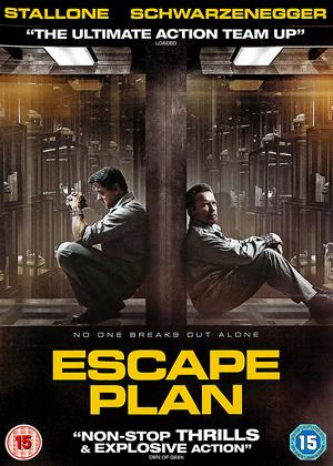 Escape Plan Online DVD Rental