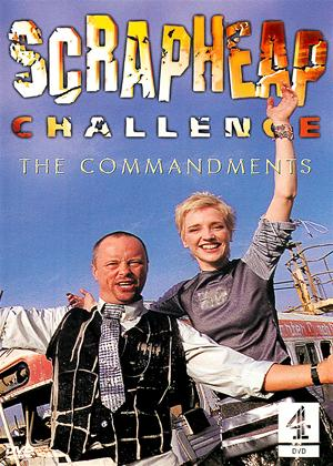 Scrapheap Challenge: The Commandments Online DVD Rental