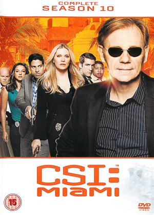 CSI Miami: Series 10 Online DVD Rental