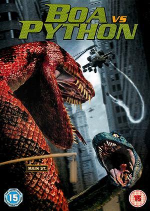 Boa vs. Python Online DVD Rental