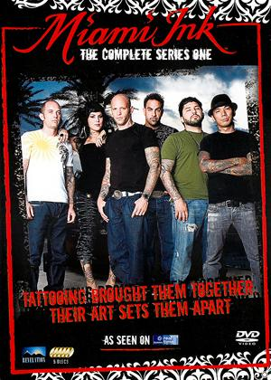Miami Ink: Series 1 Online DVD Rental