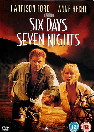 Rent Six Days, Seven Nights Online DVD Rental