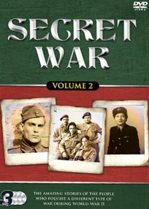 Secret War: Vol.2 Online DVD Rental