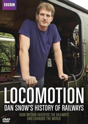 Rent Locomotion: Dan Snow's History of Railways Online DVD Rental