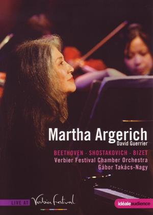 Rent Martha Argerich: Live at Verbier Festival Online DVD Rental