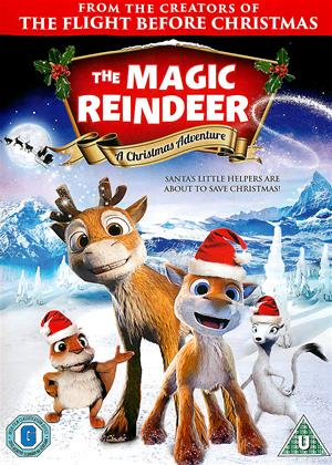 The Magic Reindeer Online DVD Rental
