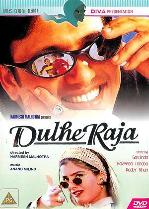 Dulhe Raja Online DVD Rental