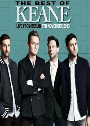 Rent Keane: The Best of Keane: Live from Berlin Online DVD Rental