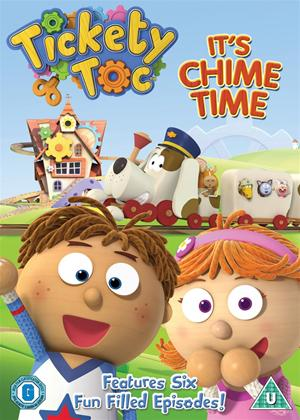 Tickety Toc: Series 1: Vol.1: It's Chime Time Online DVD Rental