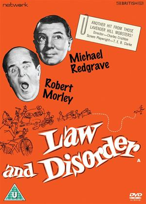 Law and Disorder Online DVD Rental