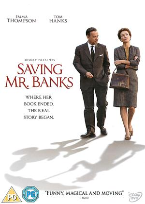 Saving Mr. Banks Online DVD Rental