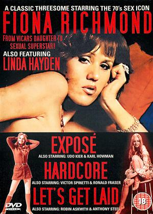 Fiona Richmond: Expose Online DVD Rental