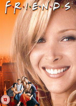 Friends: Series 7 Online DVD Rental