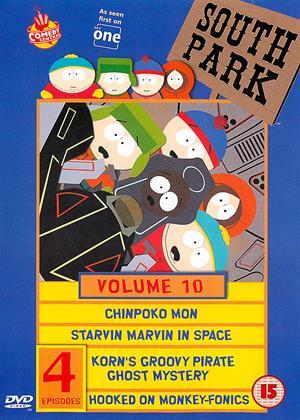 Rent South Park: Vol.10 Online DVD Rental