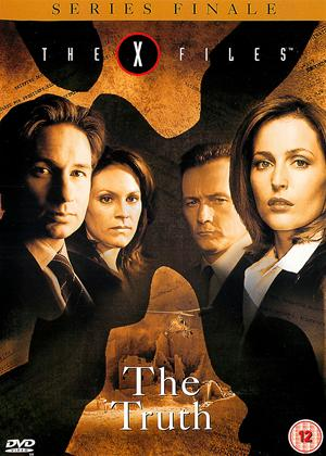 The X-Files: The Truth Online DVD Rental