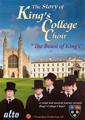 The Story of King's College Choir Online DVD Rental