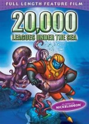 20,000 Leagues Under the Sea Online DVD Rental