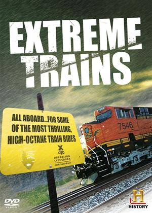 Rent Extreme Trains Online DVD Rental