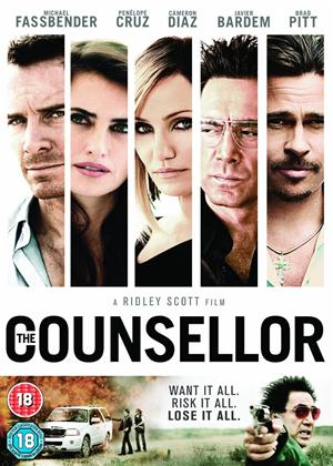 The Counsellor Online DVD Rental
