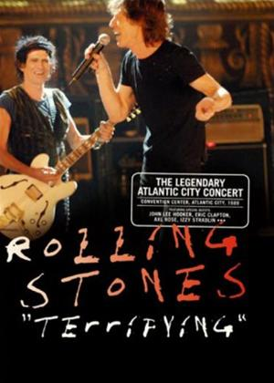 The Rolling Stones: Terrifying Online DVD Rental
