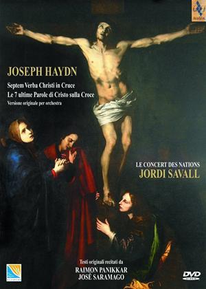 Rent Haydn: Seven Last Words of Christ (Savall) Online DVD Rental