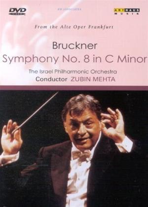Rent Anton Bruckner: Symphony No. 8: Israel Philharmonic Online DVD Rental