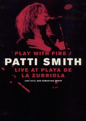 Rent Patti Smith: Play with Fire Online DVD Rental
